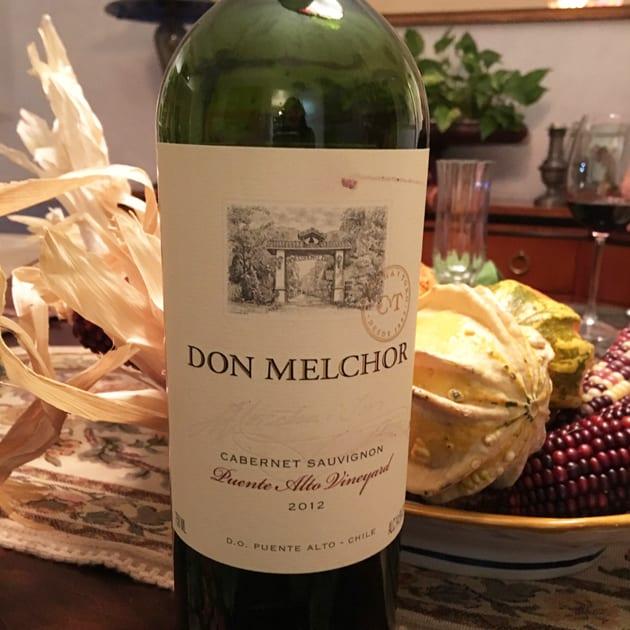 Don Melchor Cabernet Sauvignon Puente Alto Vineyard