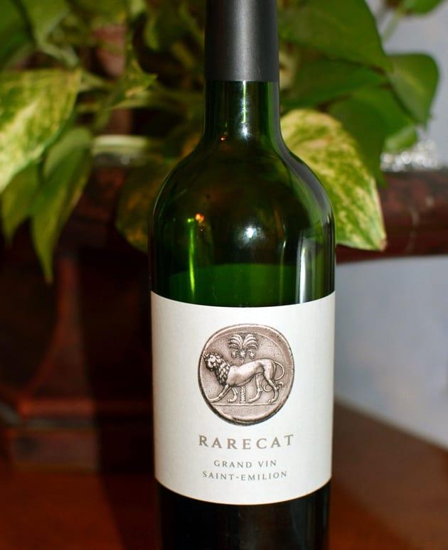 Rarecat Wines Saint-Emilion