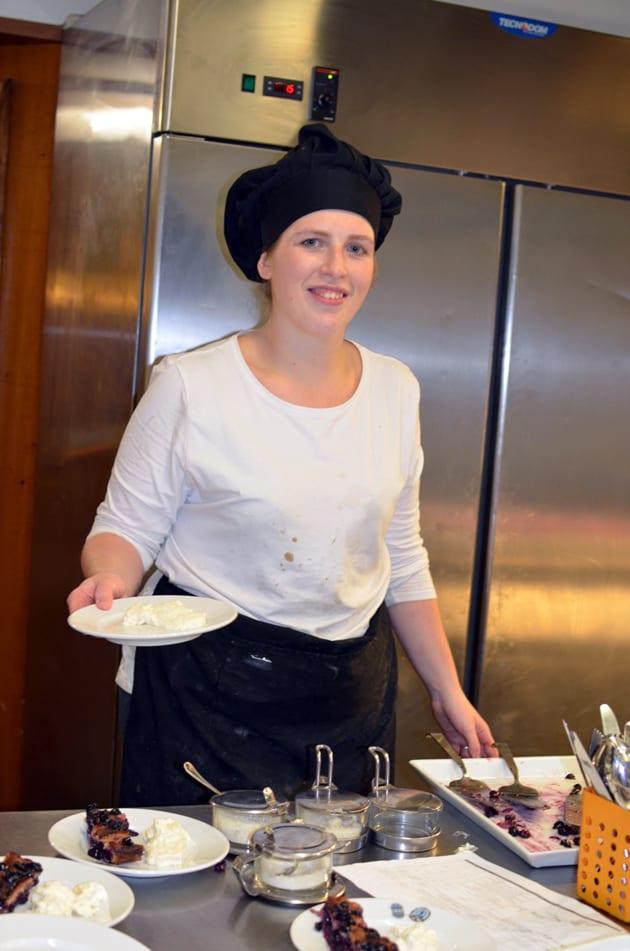 Trattoria Da Burde Pastry Chef