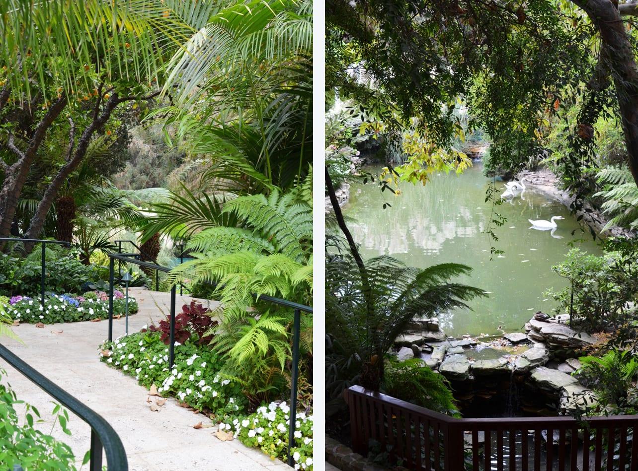 Bel Air Hotel Gardens