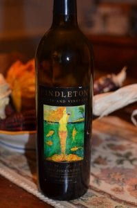 Findleton Estate and Vineyards Zinfandel