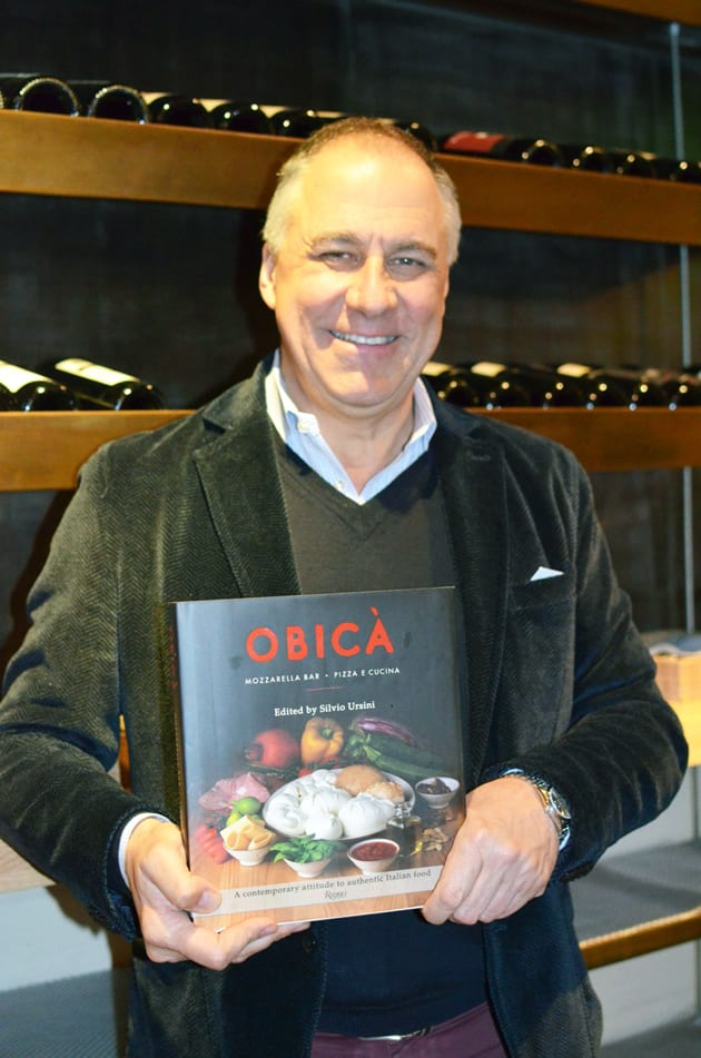 Raimondo Boggia CEO of Obica