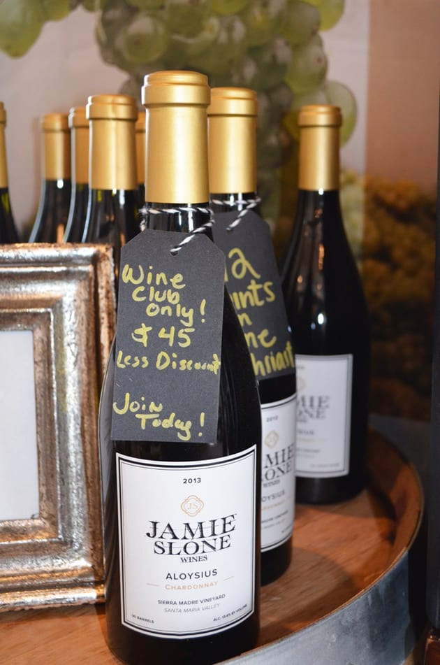 Jamie Slone Aloysius Chardonnay