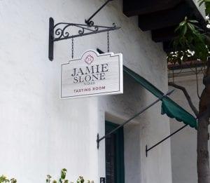 Jamie Slone Wine Tasting Room Exterior