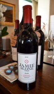 Jamie Slone Wines Cabernet Sauvignon