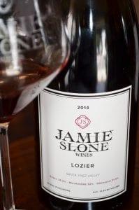 Jamie Slone Wines Lozier