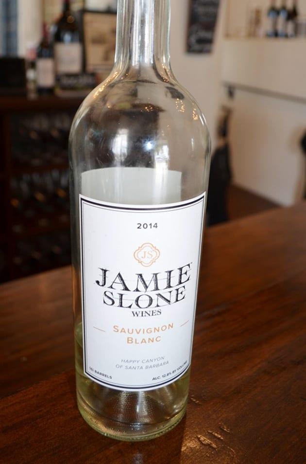 Jamie Slone Wines Sauvignon Blanc