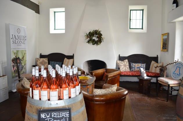 Jamie Slone Wines Tasting Room