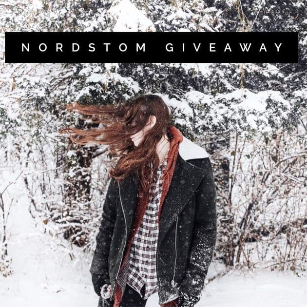 Nordstrom Giveaway