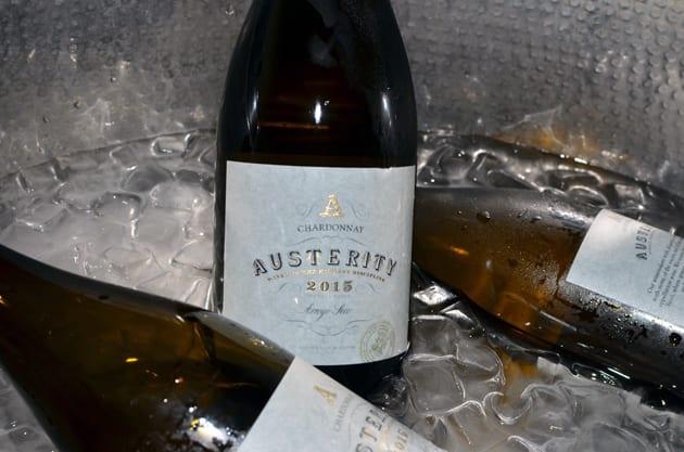 Austerity Wines Chardonnay