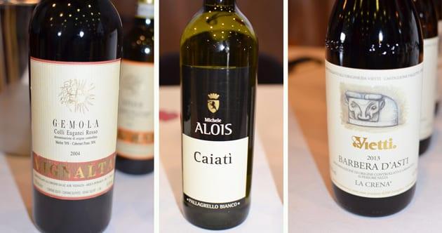 Gambero Rosso Tre Bicchieri Wines