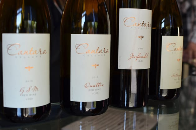 Cantara Cellars Red Wines