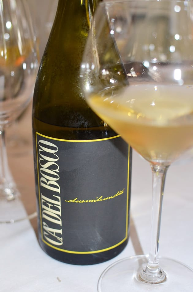 Ca' Del Bosco Chardonnay