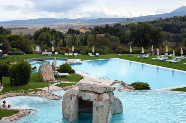 Spa Hotel Adler Thermae Resort Tuscany Pampering Your Body And