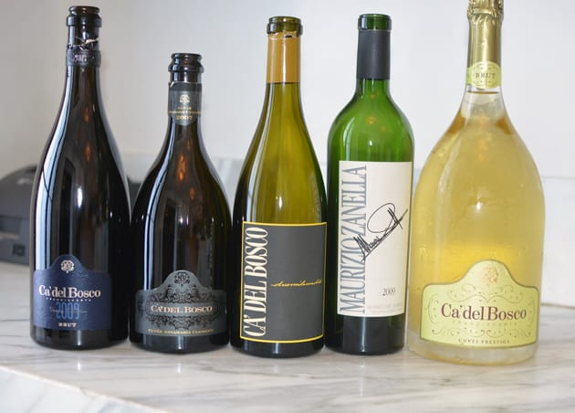 The Wines of Ca' del Bosco