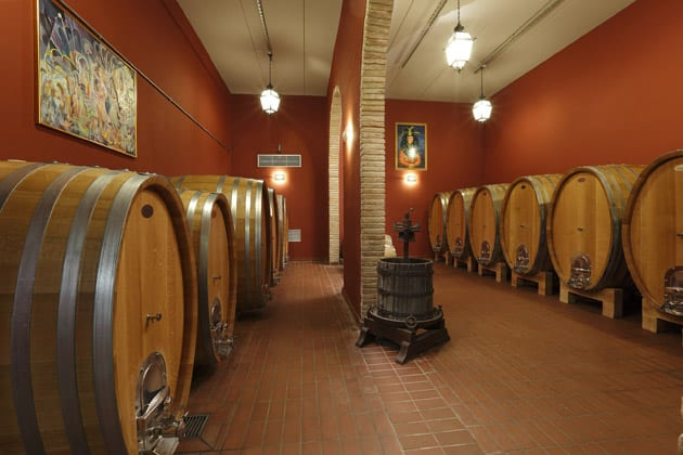 Terenzi Wine Cellar