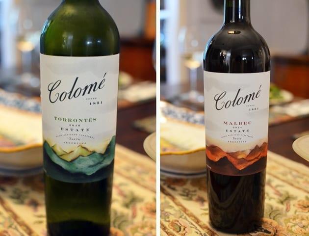 Colomé Wines from Salta, Argentina