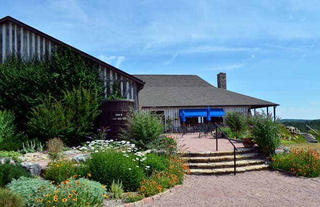 Chaumette Vineyards & Winery Tasting Room