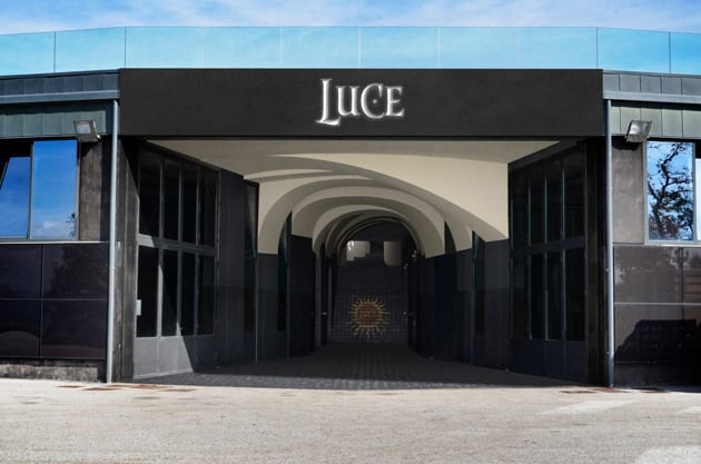 Luce Winery in Montalcino