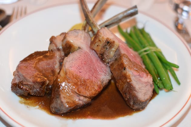 Mr C Beverly Hills Grilled Lamb ChopsMr C Beverly Hills Grilled Lamb Chops