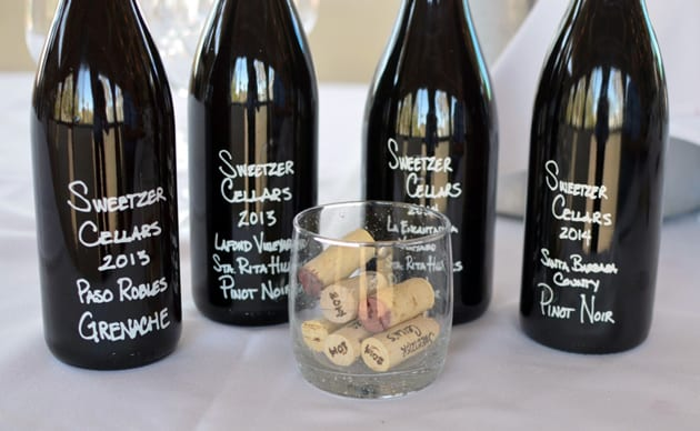 The Reds Wines of Sweetzer Cellars