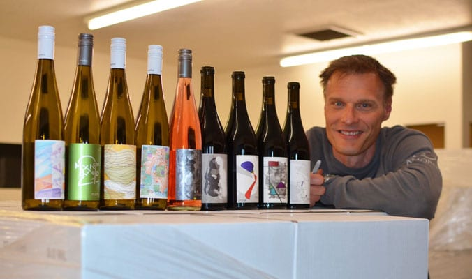 Winemaker, Markus Niggli