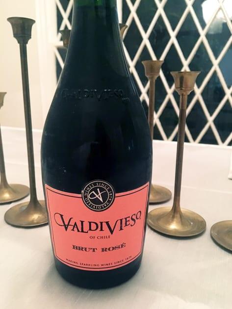 Valdivieso of Chile Brut Rose