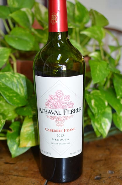 Achaval-Ferrera Cabernet Franc