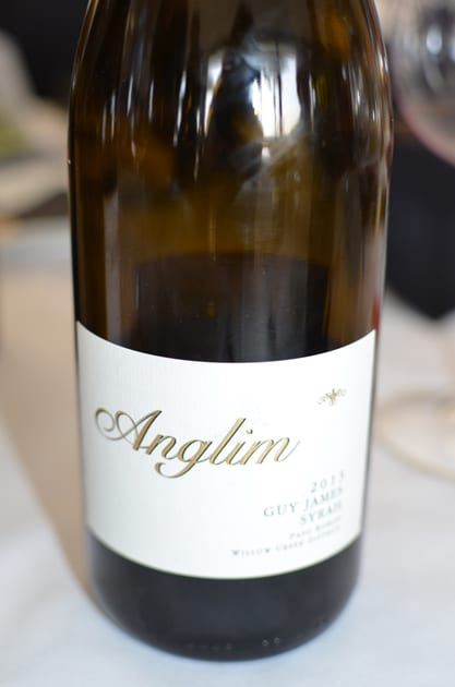Anglim Guy James Syrah