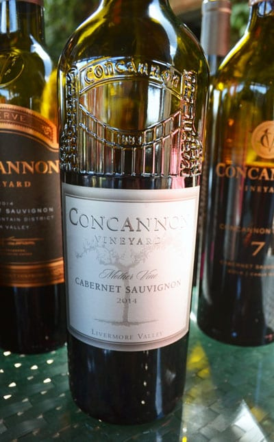 Concannon Vineyard Mother Vine Cabernet Sauvignon