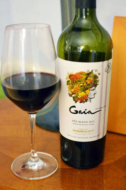 Domaine Bousquet Gaia Red Blend
