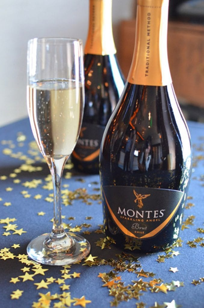 Montes Sparkling Angel