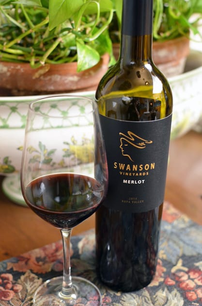 Swanson Vineyards Merlot