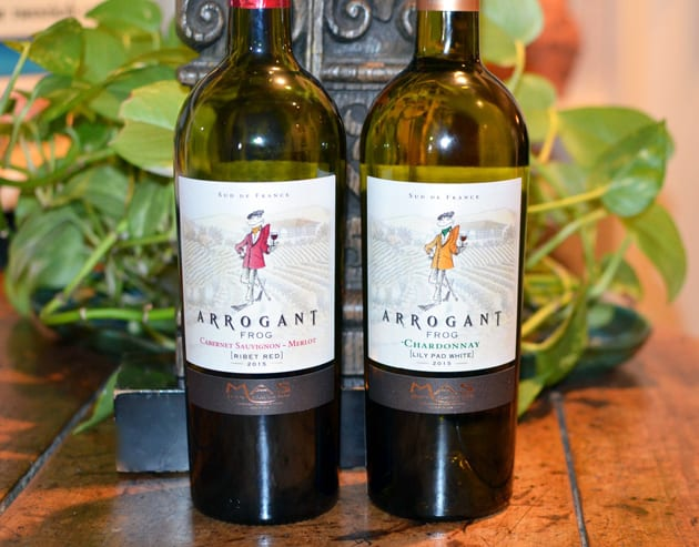 Arrogant Frog Wines