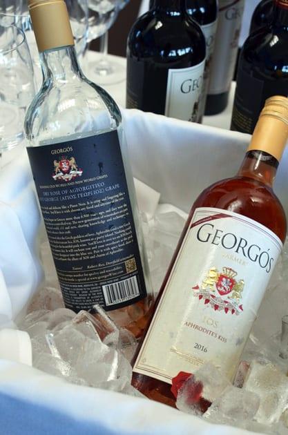 Georgos Ios Aphrodite's Kiss Rose of Agiorgitiko