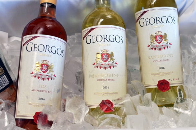 Georgos Nu Greek Wines