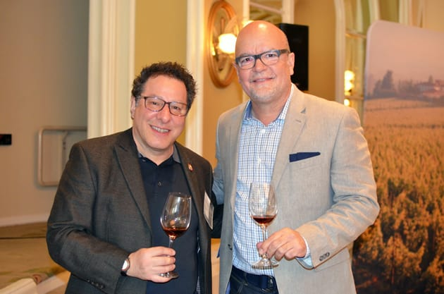 Wines of Portugal Hosts Evan Goldstein and Eugenio Jardim