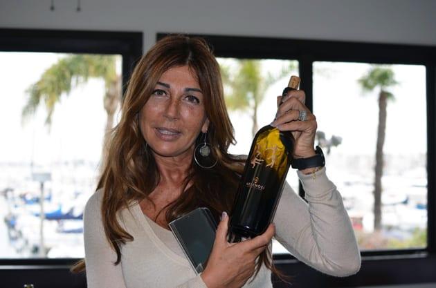 Angela Velenosi, Owner Velenosi Vini