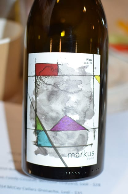Markus Wine Company Domo, a Carignane