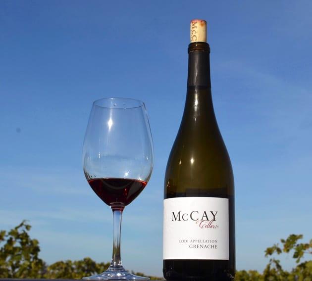 McCay Cellars Grenache