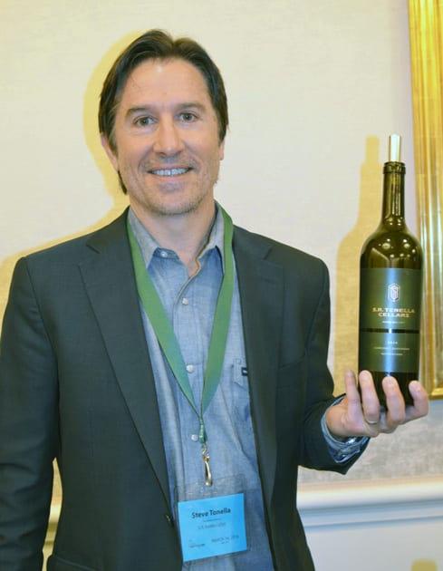Steve Tonella, S. R Tonella Cellars