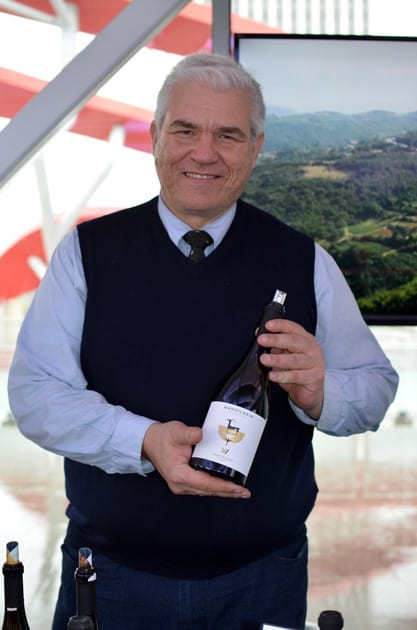 Christos Kanellakopoulos, Winemaker at Venetsanos