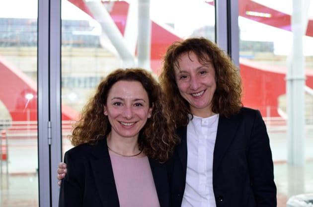 Erifili and Dimitra Parparoussis