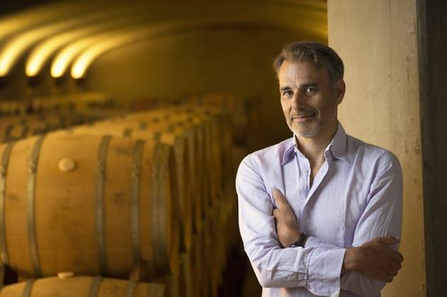 Jean-Nicolas in Cellar