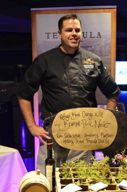 Chef Matthew Steffen, Temecula Creek Inn