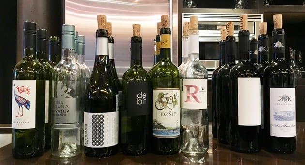 Cracking Croatian Wine