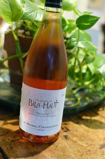 """Le Vignes de Bila-Haut Pays D""""Oc Rose"""