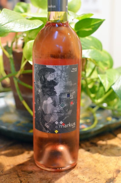 Markus Wine Co Zeal Rose
