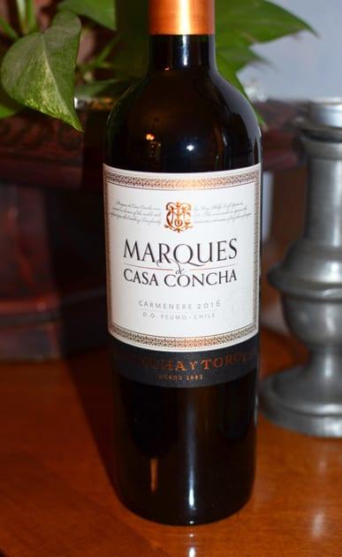 Marques Casa Concha Carmenere