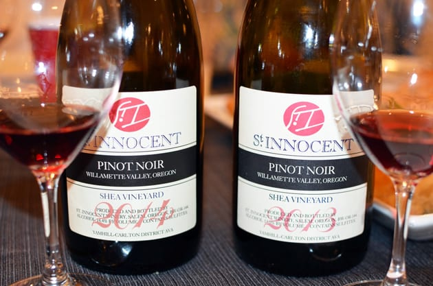 St Innocent Pinot Noir Shea Vineyard